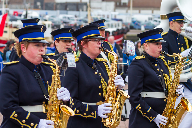 Marching Band - Vlaggetjesdag