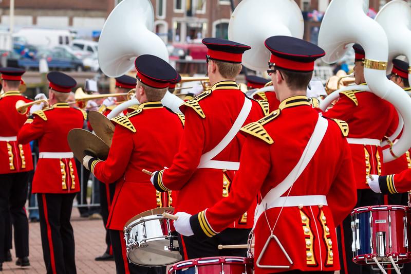 Marching Band - Vlaggetjesdag