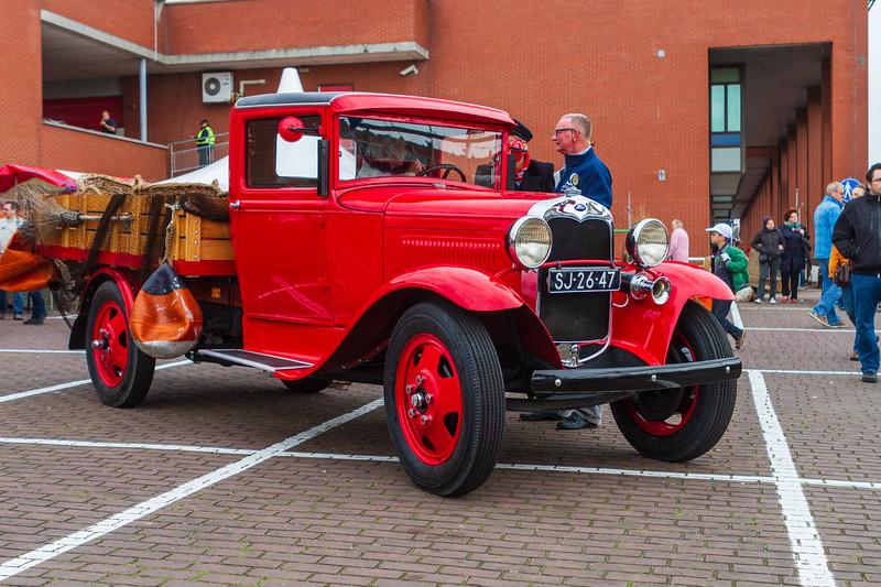 Oldtimer Vehicles - Vlaggetjesdag