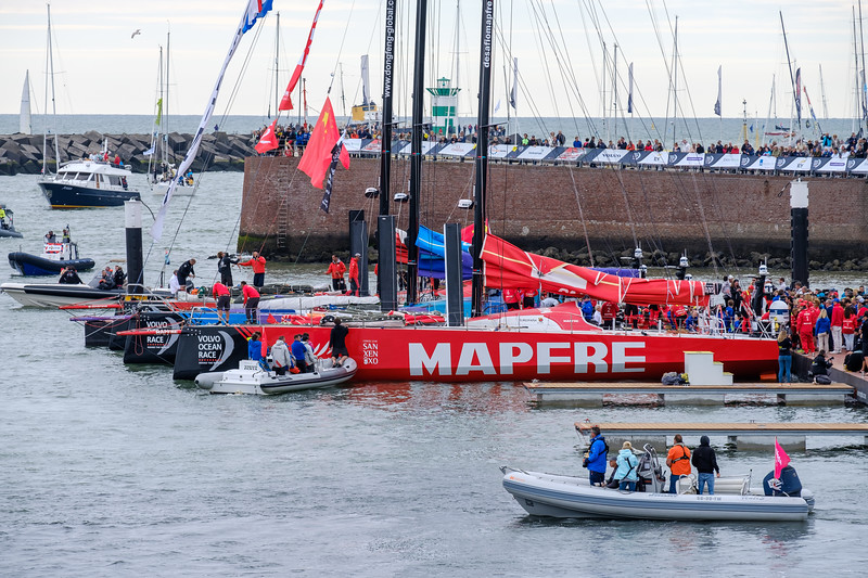 Mapfre - Finished 2nd in the 2017–18 Volvo Ocean Race.  The race concluded in Scheveningen.