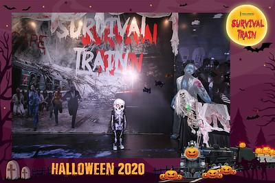 Dịch vụ in ảnh lấy liền & cho thuê photobooth tại Halloween của trường Wellspring | Instant Print Photobooth Vietnam at Wellspring Halloween Party