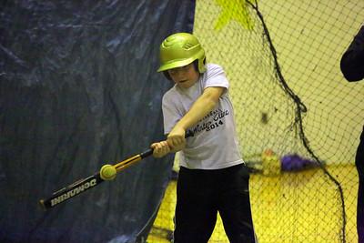 Delone Baseball Camp 2014