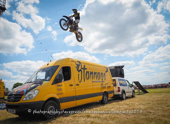 Stannage International Stunt Team