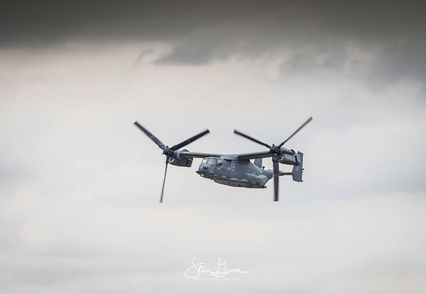 Bell Boeing CV-22B Osprey.