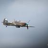 BBMF Hawker Huricane 11c.