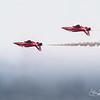 Red Arrows Display Team - BAE Systems Hawk T.1/1A.