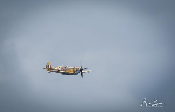 BBMF Supermarine Spitfire.