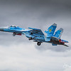 Sukhoi Su-27P (Operated by 831 Guards Tactical Aviation Brigade)