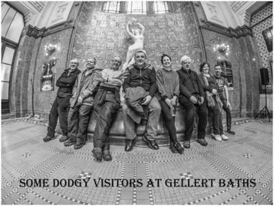 SKPC Group at the Gellert Baths
