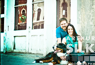 Denver engagement photographs