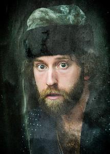 Josh Blue, Van Gogh