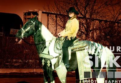 Silver Saddles