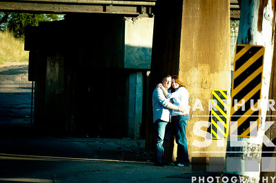 Engagement photography denver