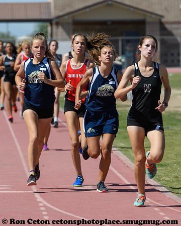 2017 Chandler City Girls 1600m