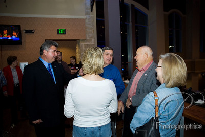Election Celebration for Allen Fletcher in Texas District 130