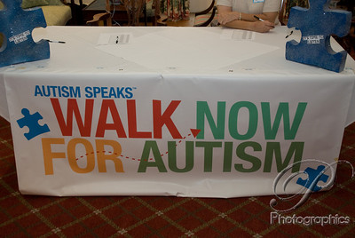 Walk Now for Autism Kickoff Luncheon