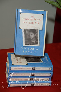 "Victoria Rowell book signing ""The Women Who Raised Me."""