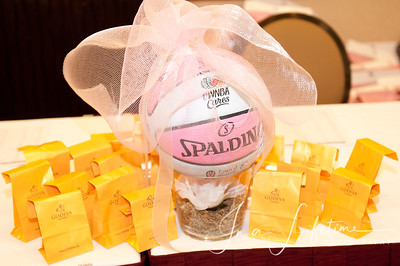 """The NBA Wives Organization """"Behind the Bench"""" Hold their Annual Luncheon at the Sheraton Dallas support the Susan G Komen race for the cure for Breast Cancer"""