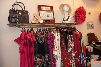 Happy Hour at Melodrama Boutique