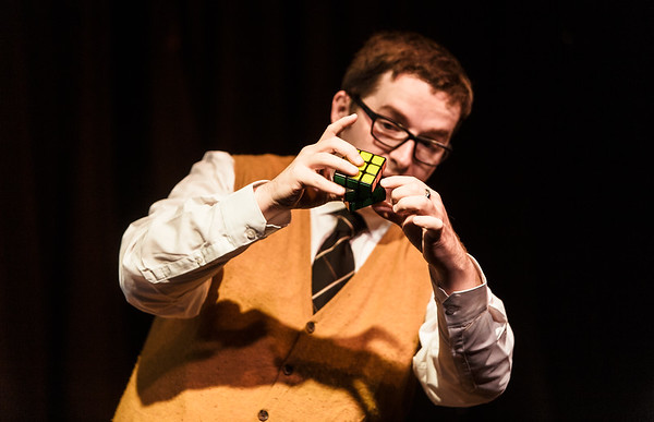 Tom Crosbie - Edinburgh Fringe
