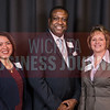 Amy William, Brian Black and Debbie Gann, Spirit AeroSystems