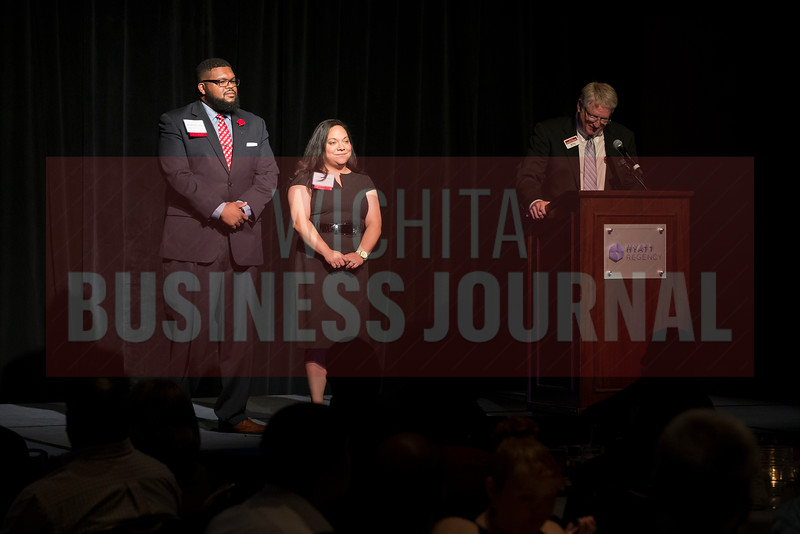 Johnathan Long and Alicia Sanchez, Wichita Urban Professionals