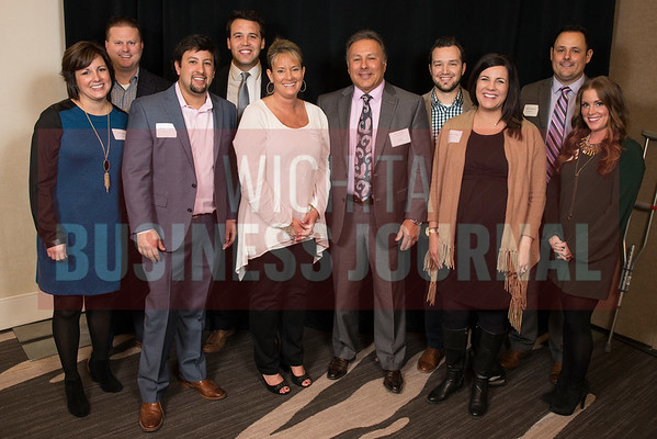 2016 Family Business Awards Group Photos