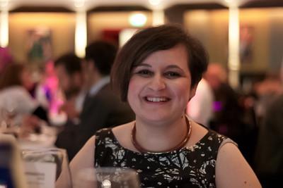 Italian blogger Alessandra Catania