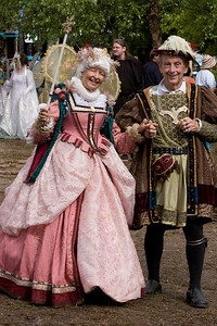 Fairy godmother and consort, Kansas City Renaissance Festival