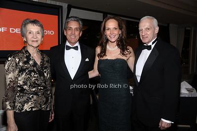 Tess Schutte, Charles Cohen,Clo Cohen,Thomas F. Schutte photo by Rob Rich © 2010 robwayne1@aol.com 516-676-3939