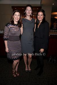 Katie Brockman, Jennifer Levene Bruno, Eugenia Sanpiestaban Soto photo by Rob Rich © 2010 robwayne1@aol.com 516-676-3939