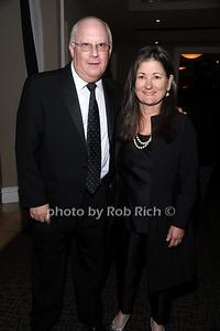 Alan Siegel, Deborah Nevins photo by Rob Rich © 2010 robwayne1@aol.com 516-676-3939