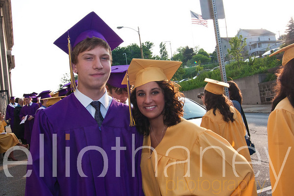 Bishop Guilfoyle Graduation