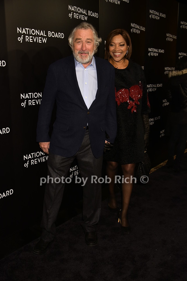 Robert DeNiro, Grace Hightower