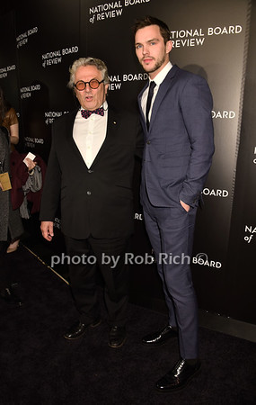 George Miller ( Mad Max Fury Road), Nicholas Hoult photo by Rob Rich/SocietyAllure.com © 2016 robwayne1@aol.com 516-676-3939