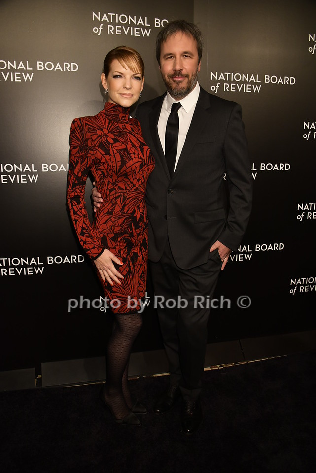 Tanya LaPointe, Denis Villeneuve (Director of Sicario)