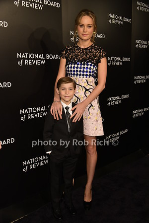 Jason Tremblay, Brie Larson photo by Rob Rich/SocietyAllure.com © 2016 robwayne1@aol.com 516-676-3939