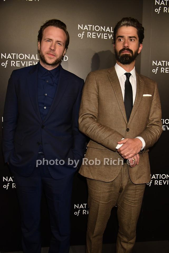 Rafe Spall, Hamish Linklater  photo by Rob Rich/SocietyAllure.com © 2016 robwayne1@aol.com 516-676-3939
