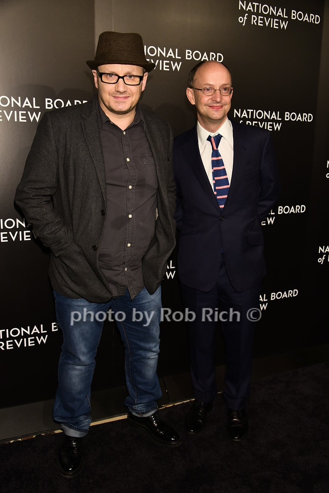 Lenny Abrahamson (Director of ROOM), guest