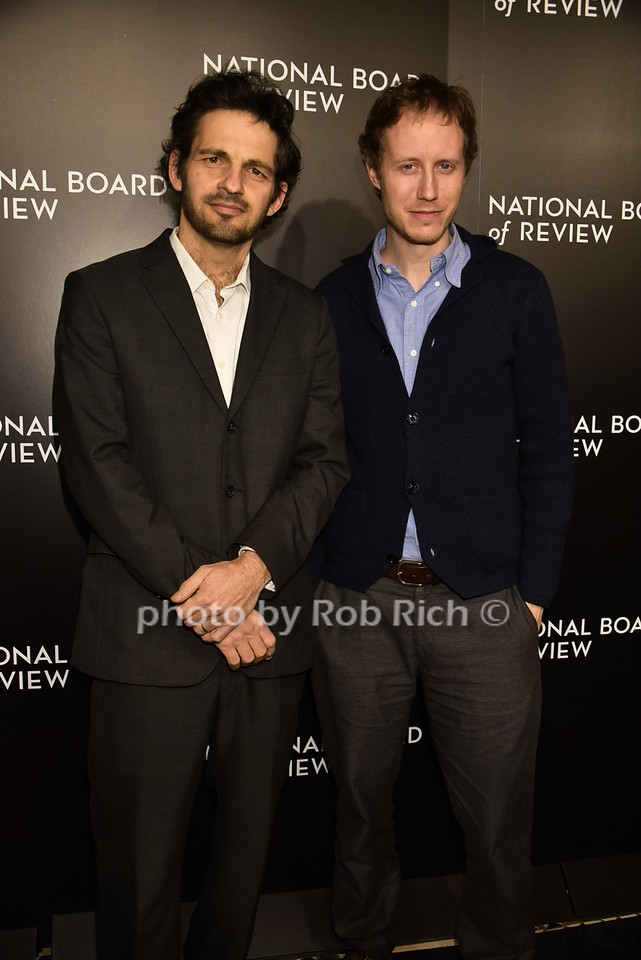 Geza Rohrig (Actor from Son of Saul),Laszlo Nemes (Son of Saul)