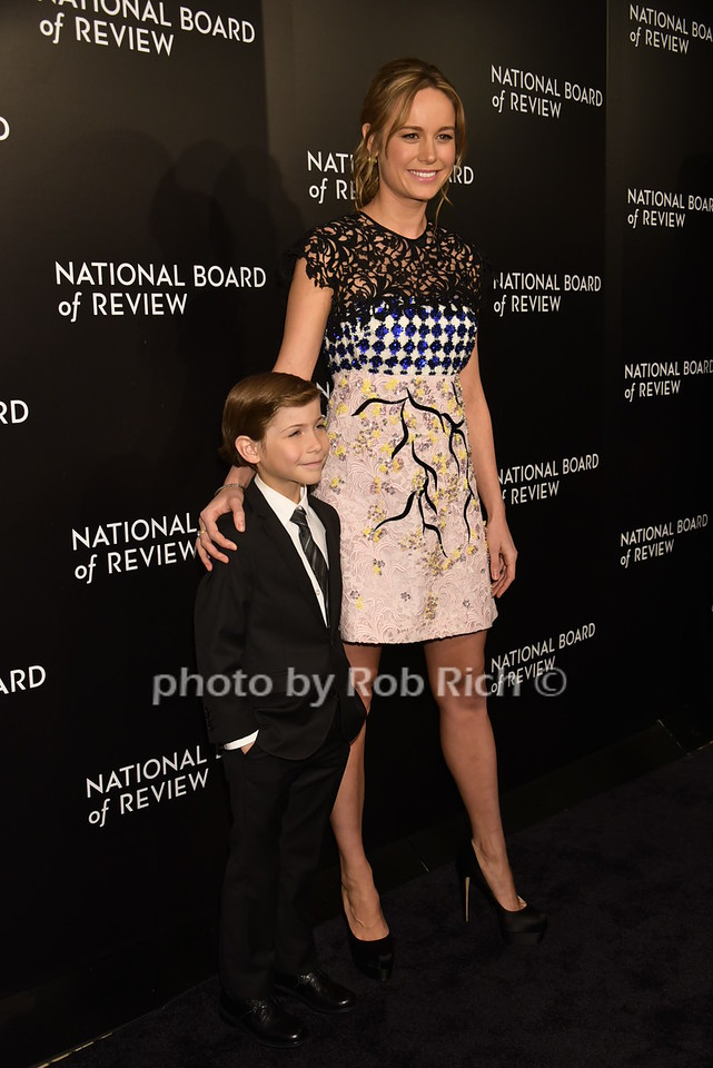 Jason Tremblay, Brie Larson photo by Rob Rich/SocietyAllure.com © 2016 robwayne1@aol.com 516-676-3939