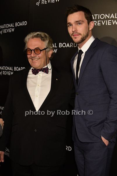 George Miller ( Mad Max Fury Road), Nicholas Hoult