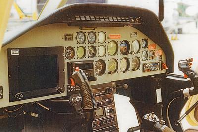 Year - 1991 / N911KP Bell Helicopter Long Ranger L-3 Custom Panel