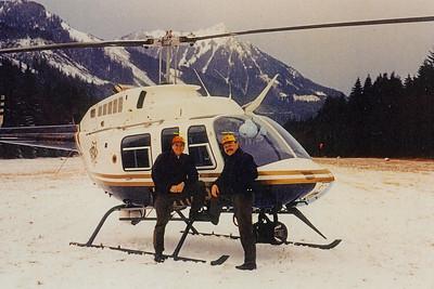 Year - 1991 / Jon Loye Air 3,  Rick Bell Air 2 /  Bandera