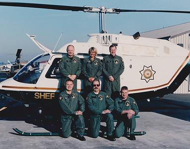 Year - 2004  / Top - Tim Shook, Sydney Jackson, Jon Loye / Bottom - Shannon Green, Bill Frost, Keith Potter
