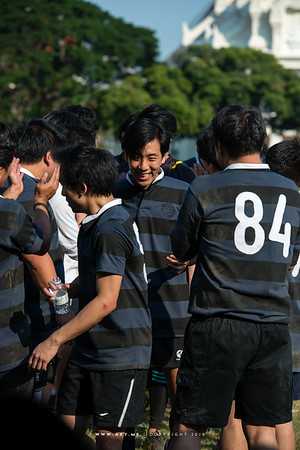 Rugby Stu. Faculty of Architecture Chulalongkorn University