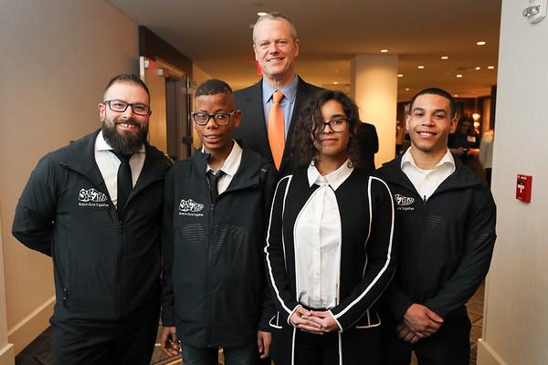 Bostonians for Youth, Trinity Boston Foundation