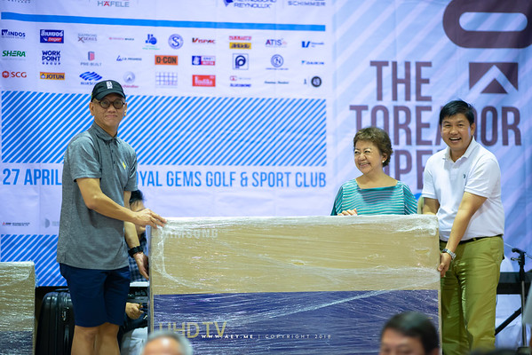 The Toreador Open 2018, The Royal Gems Golf Resort