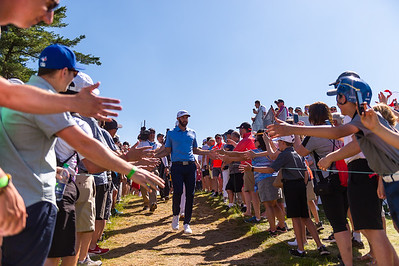 Hamilton, ON - June 7 -  RBC Canadian Open at Hamilton Golf and Country Club, (Photo par: Gary Yee)
