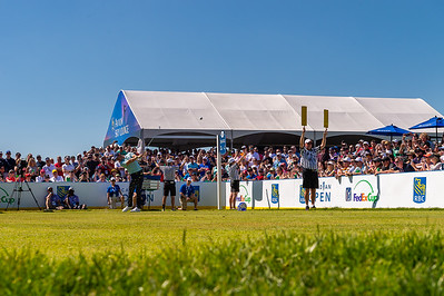 Hamilton, ON - June 7 -  RBC Canadian Open at Hamilton Golf and Country Club, (Photo par: Gary Yee)